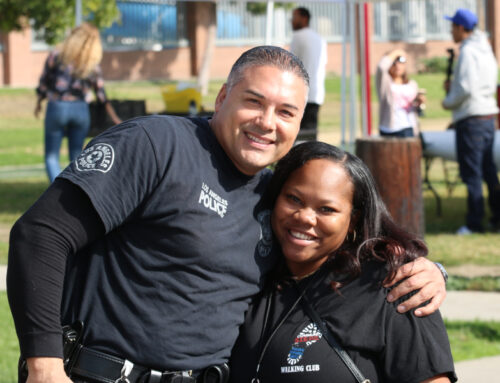 LAPD revolutionized this community. Here's how they turned it around.