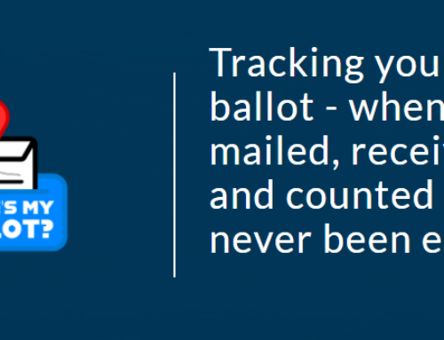 Track Your Ballot