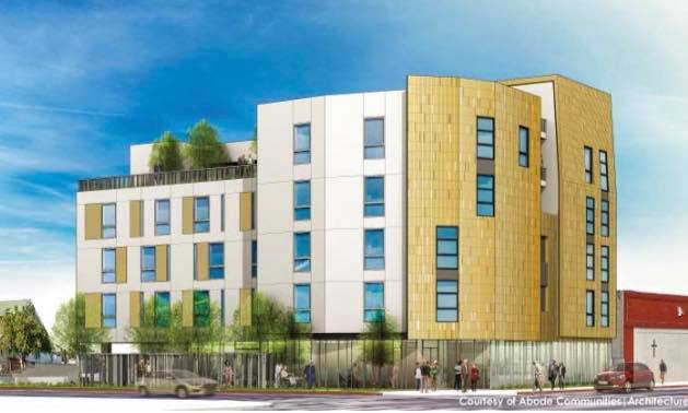 chesterfield permanent supportive housing rendering